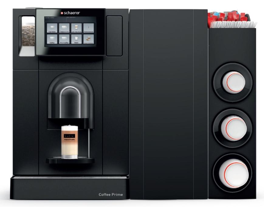 Ongekend Schaerer Coffee Prime - Hentschke Kaffeemaschinen e.K. NG-42