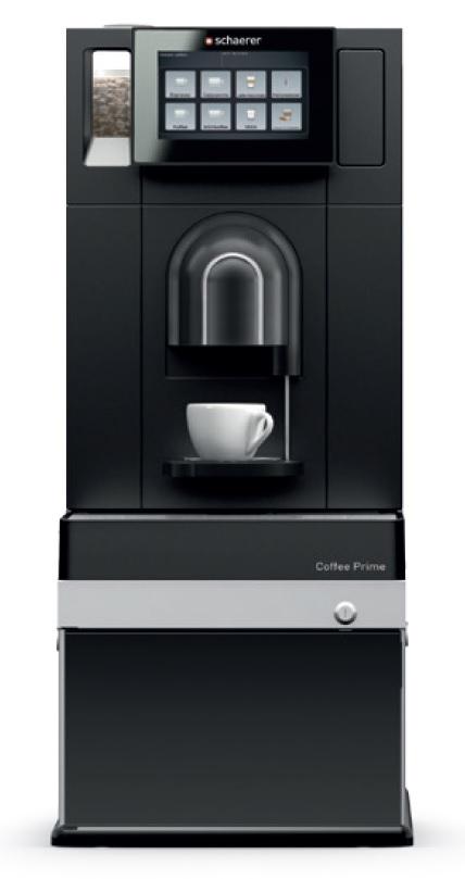 Verwonderlijk Schaerer Coffee Prime - Hentschke Kaffeemaschinen e.K. TA-98
