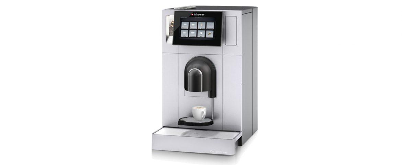 Super Schaerer Coffee Prime - Hentschke Kaffeemaschinen e.K. QL-58